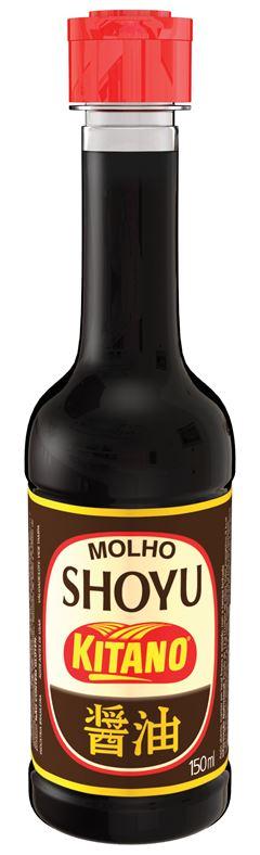 MOLHO SHOYU KITANO 150G
