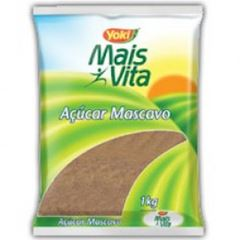 ACUCAR MASCAVO M.VITA 1KG