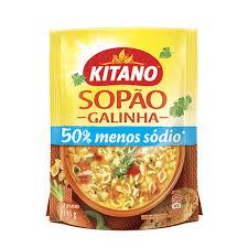 SOPAO KITANO 196G GALINHA