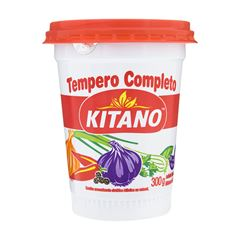 TEMPERO COMPLETO KITANO 300G C/PIMENTA