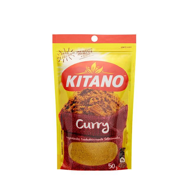 TEMPERO KITANO 50G CURRY