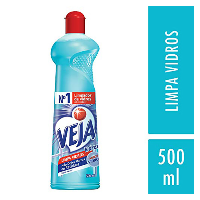 VEJA VIDREX 500ML BIO-ALCOOL