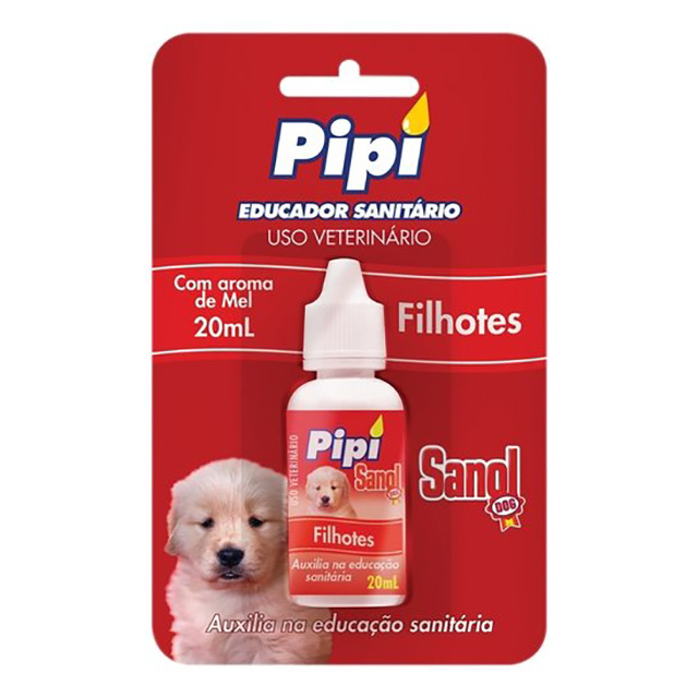 EDUC SANIT PIPI DOG 20ML