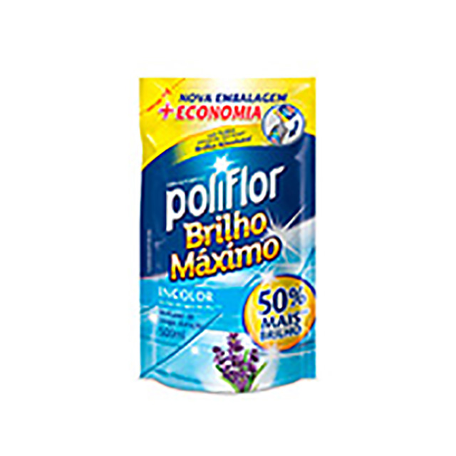 POLIFLOR MAXBRILHO RF500ML INCO MSL42/78