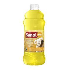 ELIMINADOR DE ODORES SANOL DOG 2L CITR